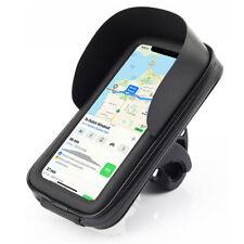 Motorrad Halter Fahrrad Halterung Smartphone Handy e-Bike Tasche Universal 6.3
