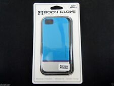 New Body Glove iPhone 5 5S Teal/Silver/Purple Icon Hybrid Dual Layer Cover Case