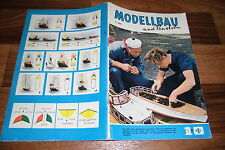 MODELLBAU und BASTELN # 10/1961 -- Zeitschrift für DDR Heimwerker / Geburtstag ?