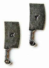 Customizable Cleaver Cufflinks - Choose Your Letters
