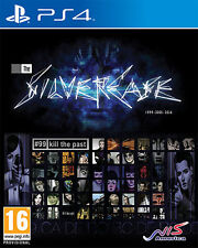 The Silver Case PS4 Playstation 4 IT IMPORT NIS AMERICA