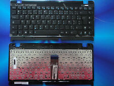NEW FR French version Keyboard for ASUS Eee PC 1215P 1215N 1215T 1215B Black