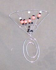 New Antioch Publishing 'Wish Catcher' Bookmark Stainless Steel Wire w/ Beads