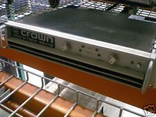 Crown 36x12 Amplifiers with PIP Cards