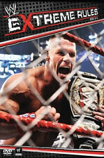 Official WWE Extreme Rules 2011 DVD (Pre-Owned)