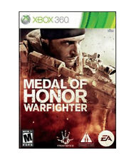 Medal of Honor: Warfighter  (Xbox 360, 2012)