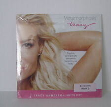 New 1 Metamorphosis by Tracy Anderson Omnicentric Month 9, DVD Sealed