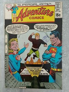 Adventure Comics - No. 384 -1969