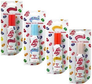1 x Jelly Belly Car Spray Air Fresheners *CHOOSE QTY & FRAGRANCE FAST DISPATCH*