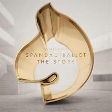 SPANDAU BALLET STORY THE VERY BEST  REMASTERED 2 CD DIGIPAK NEW