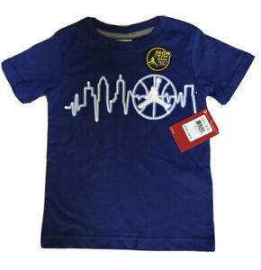 NWT NIKE AIR JORDAN JUMPMAN Toddler & Little Boys T-shirts; Sz 2T,3T,4T, 4,5,6,7