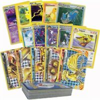 Pokemon Card Lot 100 OFFICIAL TCG Cards A Ultra Rare Included GX EX MEGA N HOLOS
