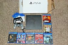 *RARE* PS4 Days Of Play Limited Edition 1TB With 7 games + 2 controllers