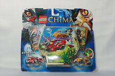 Lego Legends of Chima 70113 CHI Battles MISP (Mint in Sealed Pack)