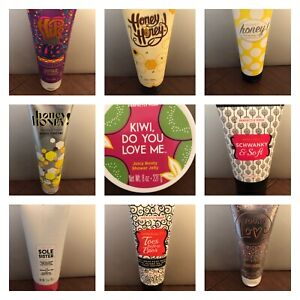 PERFECTLY POSH BODY CREMES, SHOWER JELLY & FOOT PRODUCTS NEW/SEALED