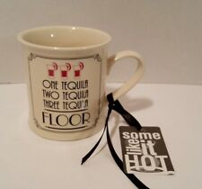 New Coffee Mug Cup One Tequila Two Tequila Three Tequila Floor Home Essentials