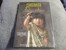 """COFFRET 2 DVD NEUF """"PORTRAITS AUTOPORTRAITS : DESSINE-TOI"""" Gilles PORTE"""