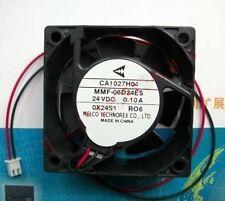 MITSUBISHI CA1027H04 MMF-06D24ES-RO6 60x25mm Fan 24V 0.10A  536-1