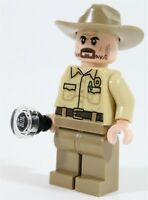 LEGO POLICE CHIEF JIM HOPPER MINIFIGURE FIGURE 75810 - STRANGER THINGS TV SERIES