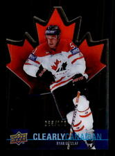 2009-10 Upper Deck Clearly Canadian #CANRG Ryan Getzlaf #/100 (ref 41686)