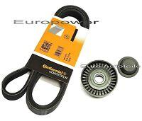 Keilrippenriemen + Spannrolle Für BMW X5 E53 3.0 i - E60 530 Neu