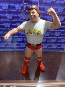 """WWF LJN Rowdy Roddy Piper Titan Sports 1984 8"""" Wrestling Figure WWE MINT 👀👀"""