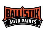 Ballistik Auto Paints
