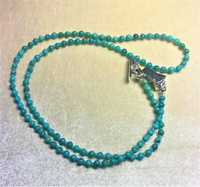 Turquoise Eyeglass Chain #1433