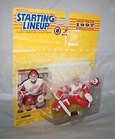 Chris Osgood Detroit Red Wings 1997 Starting Lineup Action Figure NIB Kenner NIP