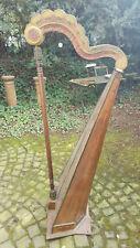 Alte Harfe, Dachbodenfund