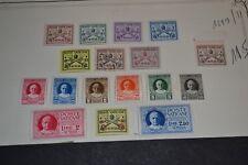 VATICAN 1929 série PAPE PIE XI compléte neufs * cote 120 €
