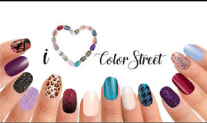 Color Street Nail Strips - Retired, Current