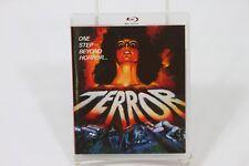 Terror Blue Ray Disc Horror Halloween