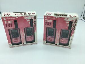Ricetrasmettitori Walkie Talkie Motorola T41