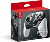 Original Nintendo Switch Pro Super Smash Bros Ultimate Edition Controller New
