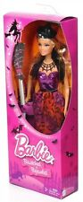 """2013 Bewitched & Bejeweled Barbie 11"""" Halloween Witch Fashion Doll NRFB"""