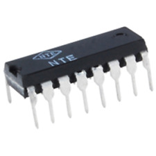 Nte Electronics Nte1565 Integrated Circuit Pll Fm Stereo Demodulator 16-Lead