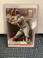 2019 Topps Chrome Update Pete Alonso #86 ROOKIE ASG - Mets