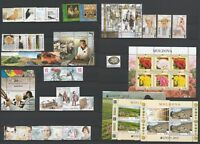 Moldova 2012 Complete year set MNH stamps, blocks, sheets and booklet