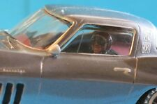 Slotcar 1/24 CUSTOM BUILT CORVETTE fährt auf Carrera Bahn! NEU!