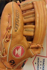 "Mizuno Pete Rose Autograph Professional Model Baseball Glove MT6000 11.5"" LHT VG"