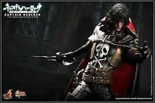 HOT TOYS MMS 222 SPACE PIRATE CAPTAIN harlock
