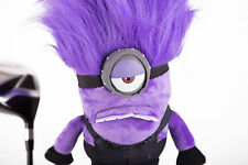 Custom Made Evil Minions from Despicable Me for #3 Fairway Woods Hybrid Rescue