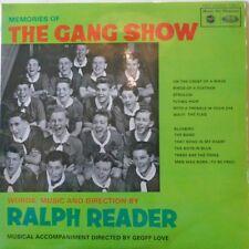 RALPH READER - Memories Of The Gang Show ~ VINYL LP