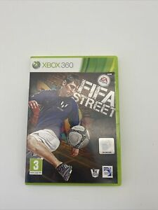 FIFA Street (Microsoft Xbox 360, 2012) no manual