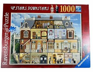 Ravensburger 'Up Stairs, Down Stairs' 1000 Piece Jigsaw Puzzle - 70 x 50cm