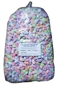Cereal Marshmallows 1.3LB 20oz Assorted Bits Amish Packed Dehydrated Marshmellow