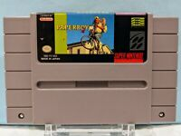 Paperboy 2 (Super Nintendo Entertainment System, 1991) Cartridge - Tested