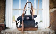 STS Classic Cowhide Tote Purse STS31118
