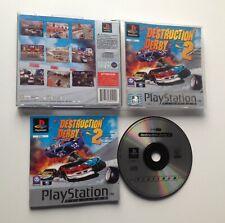Destruction Derby 2  (PAL, CIB) - Sony PlayStation 1 / PS1 / PSX